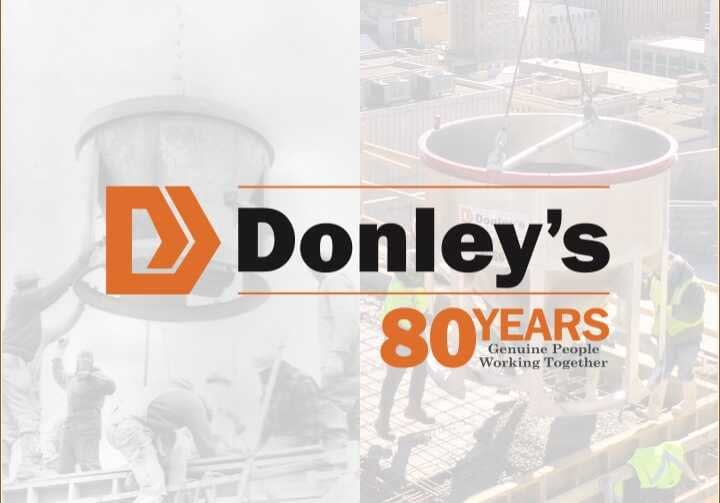 Donley's 80 years of business